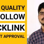 Dofollow backlinks  - Create high quality dofollow backlinks | high da pa dofollow sites 2020 hindi