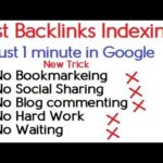 Fast Backlink Indexing | Fast Indexing of External Links for Rank Fast on Google
