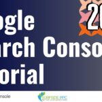 Google Search Console Tutorial 2020 Step-By-Step - Google Webmaster Tools Tutorial