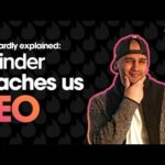 How TINDER will BOOST your SEO | For Beginners