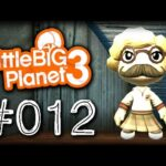 Let´s play LittleBigPlanet 3 #012 [English] [Facecam] [Full-HD] - BOOST BOOTS! :O