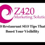 Top 10 Restaurant SEO Tips That Will Boost Your Visibility