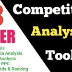 [Tremendous] 13 Competitor Analysis Tools |SEO Audit Tools|social media analytics|backlinks checker