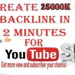 backlink generator/ Instant Back link Magic /How To Create High Quality Backlinks