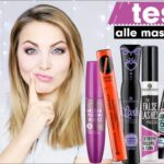 drogerie mascara TOP TEN 😱 - das grosse essence ranking 👍🏻