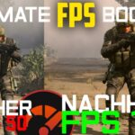 🔥 MAX FPS BOOST 2020 DEUTSCH 🔥 WARZONE | PUBG | VALORANT | CSGO | FORTNITE | MINECRAFT | DROP FIX