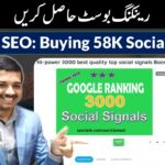 62.Buying 38,000 Social Signals (Live) for 7$ | SEO From Scratch Urdu/Hindi 2020