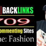 Comment Backlinks SEO 1175 Sites By Shaz Vlog | Link Building Videos #50