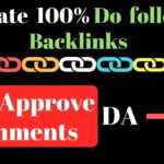 Create 100% Do Follow backlink from High DA 91 AutoApprove Blog Comments in Hindi