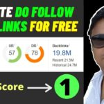 Create Do follow backlink from High DA (78) in Content in Hindi