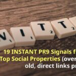 Get 10,000 Social Signals and promotion to 1 Million people boost SERP,  SEO and Traffic