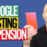 Google Listing Suspended, How to Avoid it or Reinstate it.