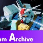 Gundam MBON - Maxi Boost Missions Stream