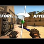 HOW TO MAKE CSGO MORE COLORFUL (2019) | COMPETITIVE ADVANTAGE