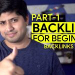 How To Create Backlinks in 2020 | Part 1 (In Hindi)