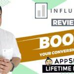 Influence Review & Walkthrough - Boost Your Conversions & Sales [AppSumo Lifetime Deal]