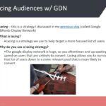 Lacing Google Display Network Targeting