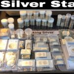 My Silver Stack (Rounds, Bars, Coins and Bullion) - Are You Stacking Silver?