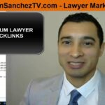 Premium Backlinks for Lawyer Websites   Getting to Page One   DustinSanchezTV