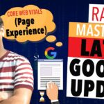 Rank #1 - Master the Latest Google Update Core Web Vitals [Page Experience]