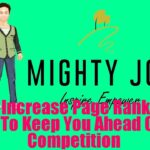 Tips To Increase Page Rank - Top 5 Tricks To Keep You Ahead Of Your Competition