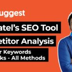 Ubersuggest Neil Patel Traffic & SEO Analyzer - Find Competitor Backlinks & Keywords in 2020