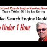 Video Advertising Search Engine Ranking Results-Tips & Tricks-101
