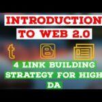 Web 2.0 Backlinks DoFollow Backlinks [4 Link Building Hacks]