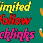 🔥New Unlimited Dofollow BackLinks [Instant Approval HQ] DoFollow Backlinks 2020