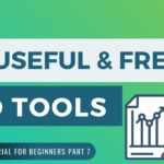 10 Useful and Free SEO Tools - SPPC SEO Tutorial #7