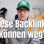 BACKLINK CHECK: Diese BACKLINKS können weg!  #SEODRIVEN 356