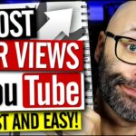 Boost Views on YouTube (Fast)