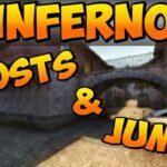 CS:GO | Inferno | Boost & Jump spots