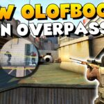 CS:GO - New Olofboost On Overpass!