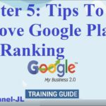Chapter 5   Tips To Improve Google Places Page Ranking Google My Business 2.0
