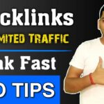 Create Quality Backlinks and Increase Unlimited Blog Traffic ! Rank Fast in Google ! Niraj Yadav