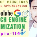 Different Types of Backlinks | Off Page Optimization or Link Building | Hindi