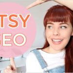 Etsy SEO For Beginners | How To Increase Your Etsy Traffic | Etsy SEO 2020 | Cayce Anne