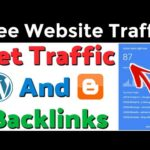 Free Website Traffic And 100% Instant Approval Dofollow Backlinks | Do Follow Backlinks | Backlinks