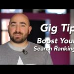 Gig Tip: Boost Your Search Ranking