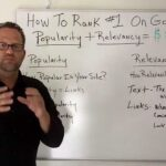 Google Ranking Factors-How To Get Your Website On The First Page Of Google