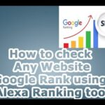 How to check Any Website Google Rank using  Alexa Ranking tool || New 2020 ||Tricky Helpers
