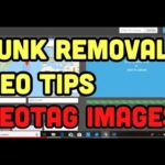 Junk Removal SEO Tips: Geotag images