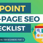 On-Page SEO Tutorial 2020 - My On-Page SEO Checklist - SPPC SEO Tutorial #9