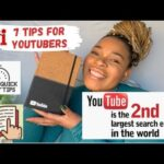 SEARCH ENGINE OPTIMIZATION || 7 TIPS TO IMPROVE YOUR YOUTUBE CHANNEL || Life With Much ||SA YOUTUBER