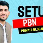 Setup PBN Private Blog Network - SEO tutorial for beginners in Urdu/Hindi