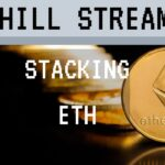 Stacking ETH As Usual -  BTC, ETH - Shill Stream