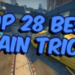 Top 28 Best TRAIN Tricks   CSGO