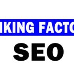 Understand the Ranking factors for SEO
