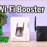 Want to Boost Your Wi-Fi Reach? Here's a Go-To-Solution | Rock Space AC1200 Wi-Fi Repeater